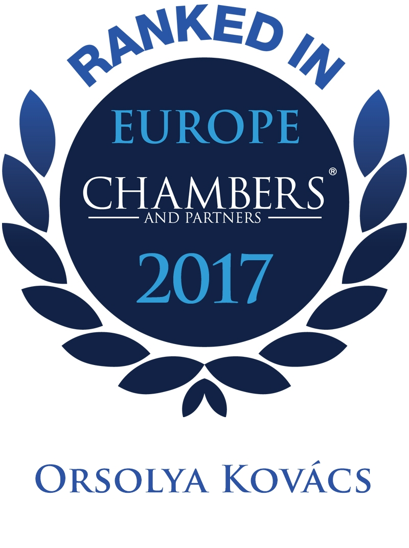 KO ranked in Chambers Europe